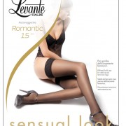 Levante Kojinės Romantic 15