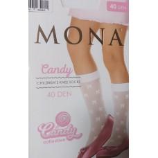 Mona Vaikiškos Puskojinės Candy