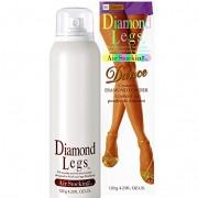 Air Stocking Diamond Legs Užpurškiamos Pėdkelnės 56 g